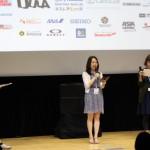 Christine Ji from the Asiana International Short Film Festival.