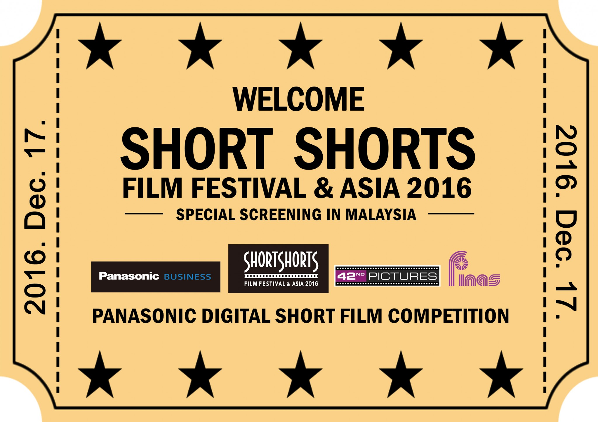 「SSFF & ASIA 2016 特別上映 in マレーシア」が開催されま