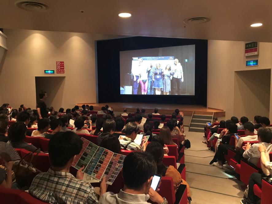 [開催レポート]横浜開催最終日!別所と森崎ウィンさんは手相まで同じ!?トーク