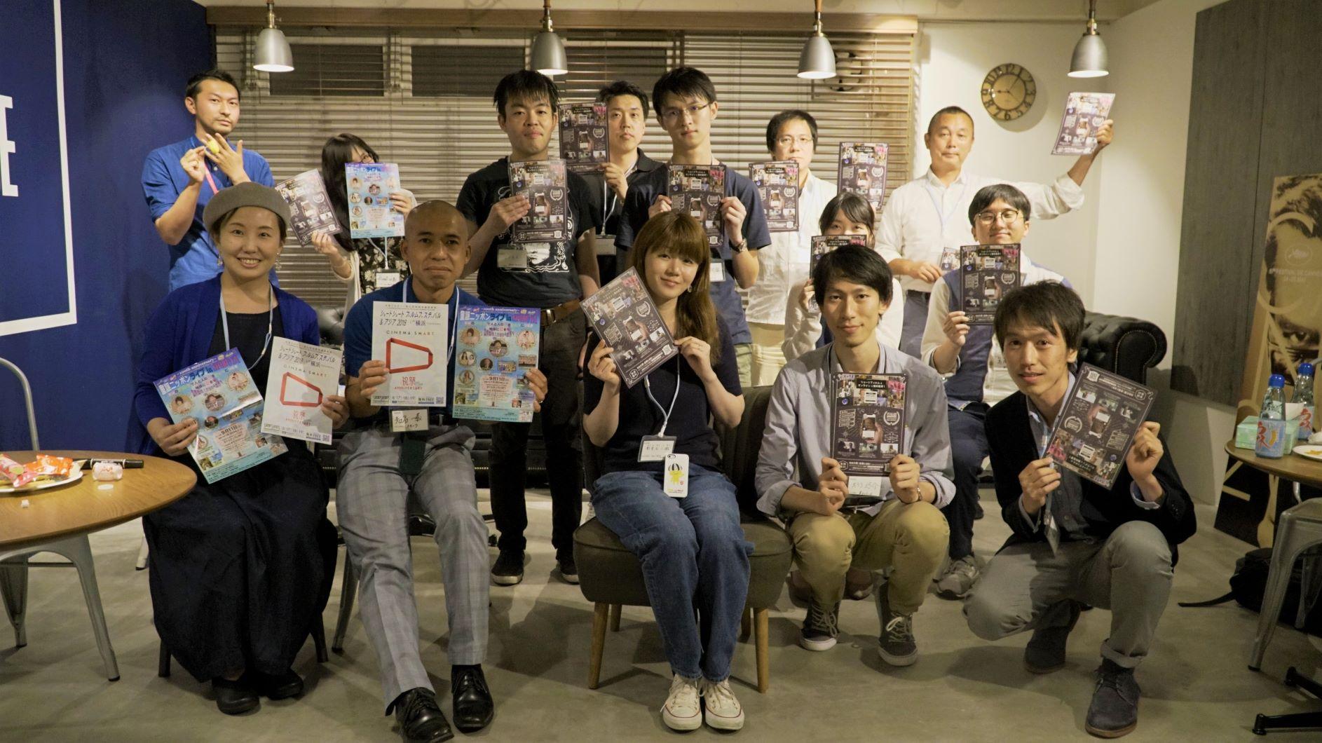 【イベントレポート】小江戸・川越の魅力を映画で発信!その舞台裏とは?~Cre