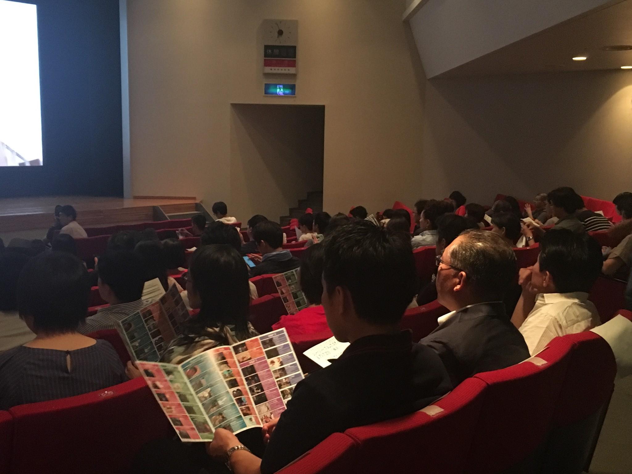 [開催レポート]SSFF & ASIA 2018横浜開催2日目は満席になるプ